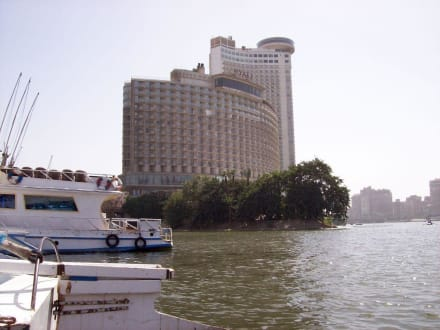 Grand Hyatt - Bootstour auf dem Nil