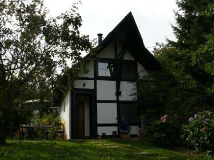 """Die Quittenhütte auf """"Omas Obstwiese"""" - Landhotel Rückerhof"""