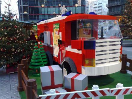 Sony Center Lego - Sony Center