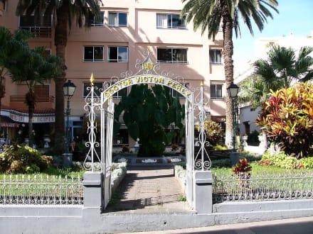 Puerto de la Cruz - Plaza de Víctor Pérez