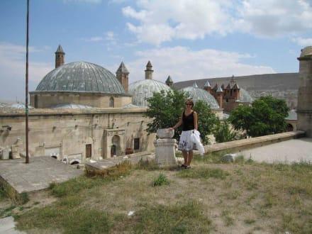 Seyitgazi, Kloster des Bektasi-Ordens - Seyyid Battal Gazi Komplex