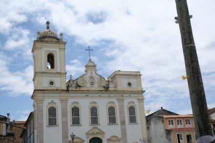 Unterwegs - Kirche São Pedro dos Clérigos