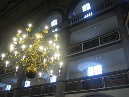 Innenaufnahmen von der Georgenkirche zu Eisenach - Georgenkirche