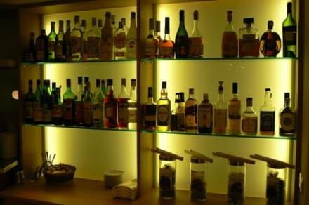 Sehr gut sortierte Bar! - Hotel Moarhof
