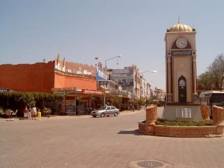 Kadriye - nächstgelegene Stadt vom Mega Saray - Einkaufsstraße Kadriye