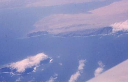 Über der Atacama-Wüste - Atacama und Nord-Chile