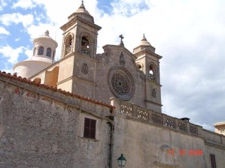 Eremita N. S. de Bonany - Iglesia - Kloster Bonany