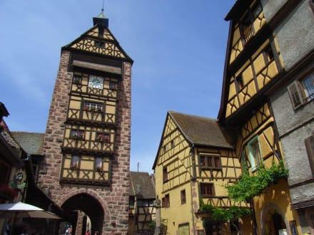 Historisches Zentrum - Altstadt Riquewihr
