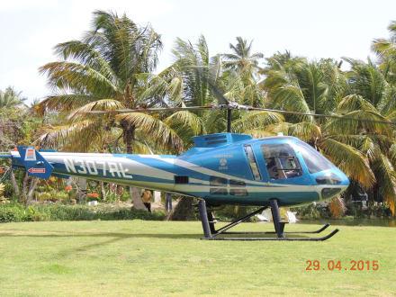 Unser Heli - Helikopter-Rundflug Punta Cana