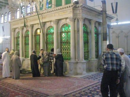 Omayyaden - Moschee - Omajaden Moschee