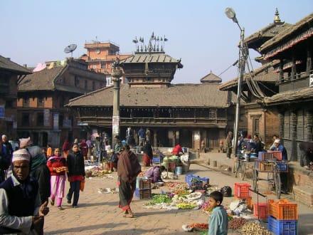 Altstadt Baktapur - Bhaktapur