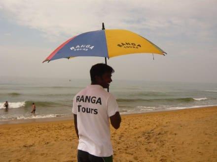 Ranga am Strand - Guide Ranga Kalutara
