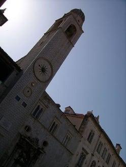 Sonstige Gebäude - Glockenturm Luža Dubrovnik