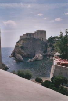 Dubrovnik - Festung Lovrijenac