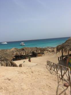 Ausflug auf die Mahmya  - Giftun / Mahmya Inseln