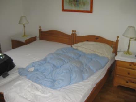 Gemütliche Betten  - Landhaus Kügler - Eppich