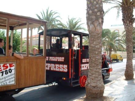 Can Picafort Express - Can Picafort Express