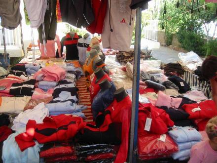 Manavgat Bazaar - Markt