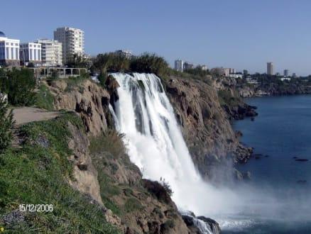 Wasserfall04 - Unterer Düden Wasserfall / Karpuzkaldiran Şelalesi
