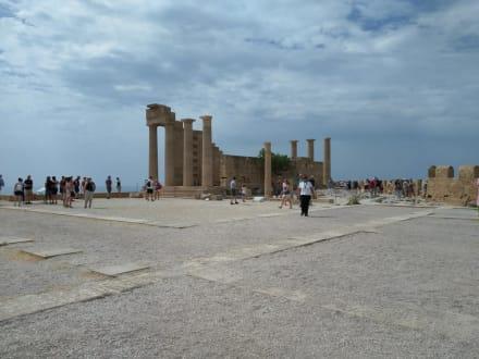 Akropolis  - Akropolis von Lindos
