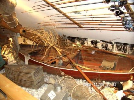 Jagd und Fischerei - Kleinmuseum Klösterle