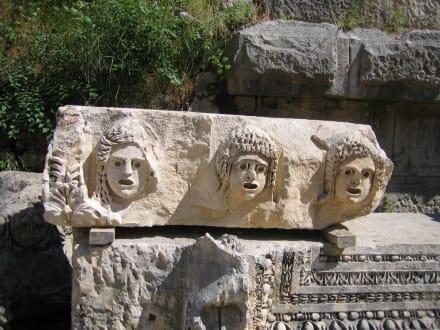 Felsengräber von Myra, ( Theater ) - Theater von Myra