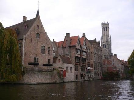 Die Grachten von Brügge - Altstadt Brügge