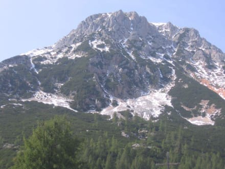 Ausblick von der Bachlalm - Bachlalm