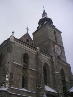 Biserica Neagra - Biserica Neagra / Schwarze Kirche
