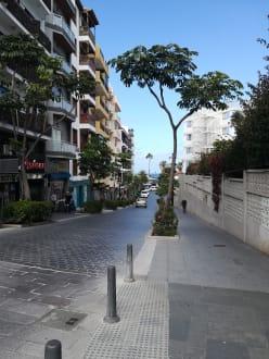 Schöne Straßen in der Umgebung - Altstadt Puerto de la Cruz
