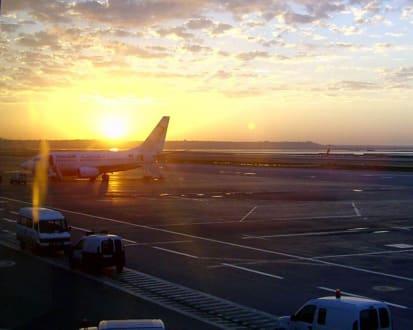 Der Abflug - Flughafen Monastir (MIR)