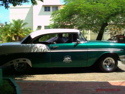 Auto ohne Worte 2 - Altstadt Havanna