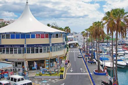 Hafen Strasse - Yachthafen Puerto Colón