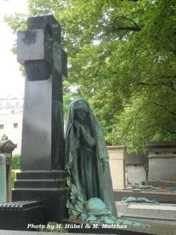 Cimetière de Montparnasse - Cimetière de Montparnasse (Friedhof)