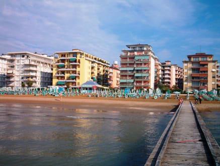 Am Strand Von Lido Di Jesolo - Strand Jesolo