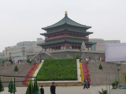 Der Glockenturm von Xian - Glockenturm