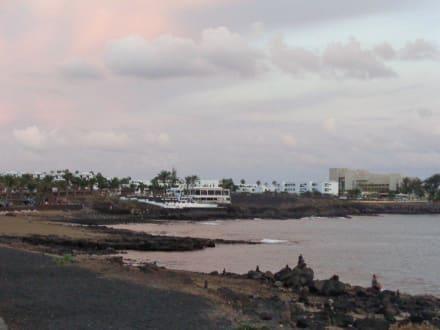 Der Strand - Strände Costa Teguise