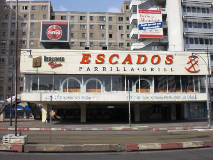 Restaurant - ESCADOS Steak House