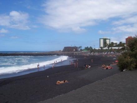 Playa Jardín - Playa Jardín