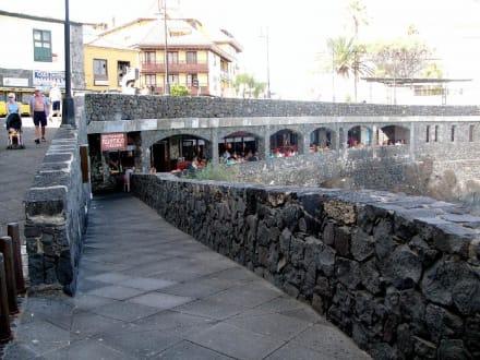 Puerto de La Cruz Bilder - Restaurant Rustico