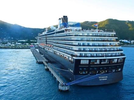 Noordam - Tortola Islands