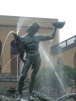 Poseidon Statue - Poseidon Statue