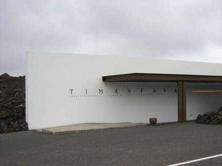 Centro Visitantes bei Mancha Blanca - Centro de Visitantes