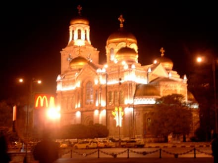 Cathedrale Varna - Muttergottes Kathedrale