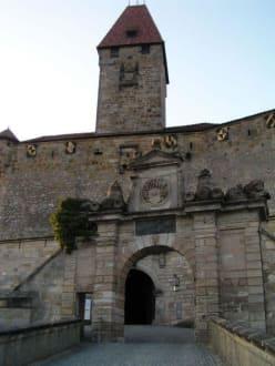 Veste Coburg - Turm - Veste Coburg