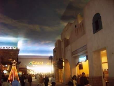 Shopping in der Battutamall - Ibn Battuta Mall