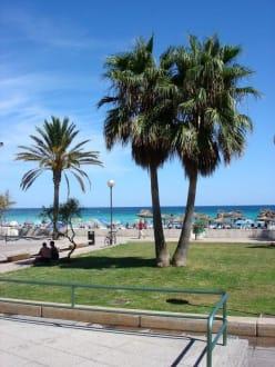 Strandpromenade Cala Millor - Strand Cala Millor