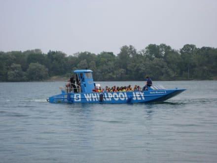 Jetboot Tour - Whirlpool Jet Boat Tours Niagara Falls