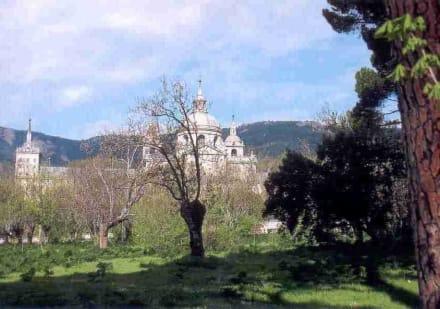 Monasterio de San Lorenze en El Escorial - Monasterio de San Lorenzo de El Escorial