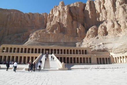 Tempel der Hatschepsut - Luxor Ausflug